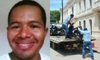 Medrano ahora debe pagar cerca de un millón 500 mil pesos para recuperar su moto.
