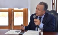 El viceministro de Salud, Luis Alexander Moscoso Osorio.