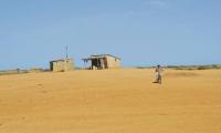 Desierto de La Guajira.