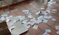 Las elecciones en San Zenón fueron suspendidas por incidentes 'vandálicos'.