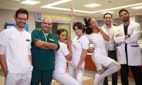 Actores de la serie Enfermeras