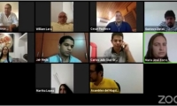 La sesión virtual de comisión se llevó a cabo en la tarde de este viernes.