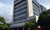Sede de la Camara de Comercio.