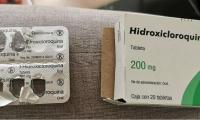 Hidroxicloroquina, imagen de referencia.