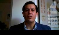 El Viceministro expuso en la Cátedra Abierta Rafael Celedón de UNIMAGDALENA un análisis y opiniones concernientes a las buenas noticias que se han generado durante la cuarentena, en desarrollo de la emergencia sanitaria a causa de la pandemia del coronavirus.