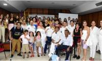 Los egresados respaldan el plan de gobierno del actual rector de la Unimagdalena.