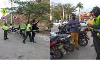 La Policía presentó un balance de seguridad durante el puente festivo del corpus christi.