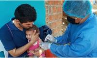 El país cuenta con 3.000 puntos de vacunación.