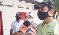 El líder sindical señaló que Aracataca no cuenta con las garantías para regresar a las clases.