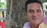 Andrés José Herrera Orozco, secuestrado en Pailitas, Cesar,