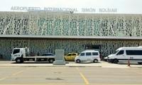 Aeropuerto Simón Bolívar.