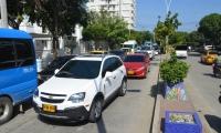 Esta semana se volverán a ver los carros en las calles, con pico y placa.