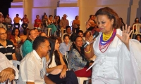 Evento organizado por la artista Ana Cecilia Almanza.