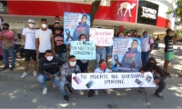 El Grupo de Acción Comunitaria Contra la Violencia Policial Capítulo Magdalena rechaza los actos que ha desarrollado la Policía contra los samarios.