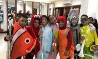 Estudiantes que han participado en este importante evento.