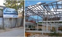 Puesto de salud de Mamatoco y CDI de Bonda, obras inconclusas en Santa Marta.