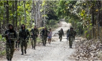 Golpe a las estructuras armadas del 'Clan del golfo' y 'Los Caparros' en Antioquia.