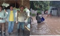 Campesinos esperan una pronta respuesta del Gobierno nacional.
