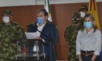 Las conclusiones salieron del Consejo de Seguridad liderado por MinDefensa.