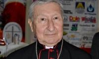 Ugo Puccini Banfi, obispo emérito.