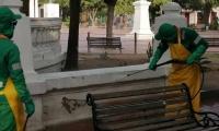 Jornada de embellecimiento del Centro Histórico