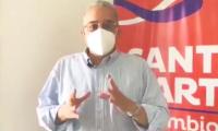 Henrique Toscano Salas, secretario de Salud del Distrito