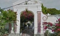 Cementerio San Jacinto en Gaira.