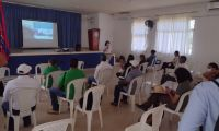 Presentación del Plan de Manejo Ambiental.