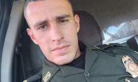 Juan Pablo Vallejo, subintendente asesinado.