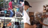 El ICA visita productores y comercializadores de insumos apícolas en Magdalena.