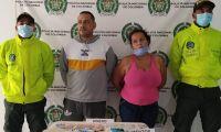 Freddy Rafael Arzuaga e Isaura Granados López
