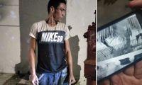 El sujeto fue detenido por la Policía Metropolitana de Santa Marta.