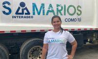Yolanda González, gerente de Interaseo, anunció el inicio de la campaña de Interaseo.