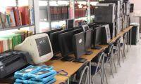 Computadores recolectados en colegios del Distrito.