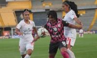 Santa Fe y América disputaron la final del torneo en 2020.