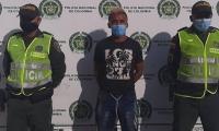 Hombre capturado por lesiones personales en Santa Marta.