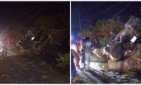 Accidente ocurrido en el oriente de Santa Marta dejó sin energía gran parte de esta zona.