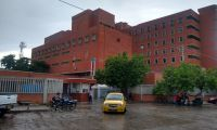 La persona herida fue remitida al hospital Julio Méndez Barreneche.