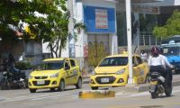 Los taxistas también tienen nuevo pico y placa para este año 2021.