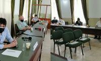 La sesión se desarrolló en la mañana de este lunes.