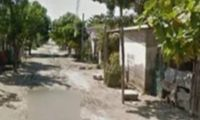 Este hecho se registró en el barrio la Milagrosa.