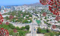 Disparados los casos de coronavirus en Santa Marta.