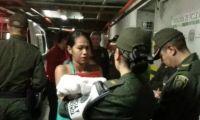 La mujer, al parecer, recibió 500 mil pesos de adelanto.