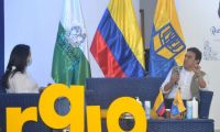 Convesatorio en Universidad Sergio Arboleda
