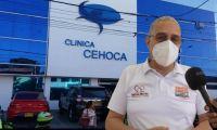Henrique Toscano Salas, secretario de Salud, habló sobre la investigación a la clínica Cehoca.