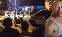 Ismael Sanjuan Sanjuan murió en el mismo lugar de los hechos.
