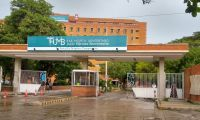 Hospital Universitario Julio Méndez Barreneche.