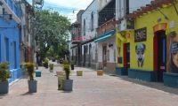 Negocios del Centro Histórico.