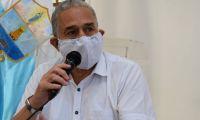 Secretario de Salud, Henrique Toscano Salas.