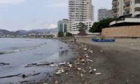 Playa Los Cocos.
